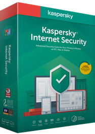 Kaspersky Internet Security 2019 1 device 1 year base