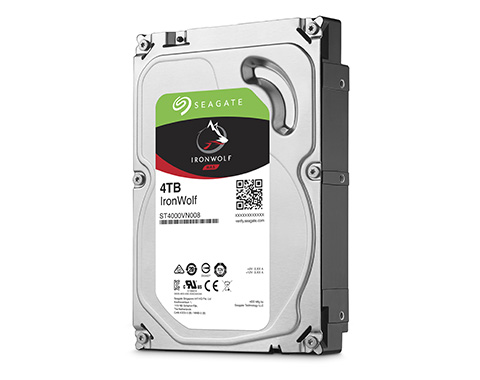 Seagate IronWolf ST4000VN008 4 TB Hard Drive