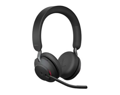 Jabra Evolve2 65 Wireless Over-the-head Stereo Headset