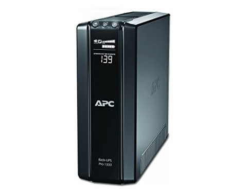 APC by Schneider Electric Back-UPS Pro Line-interactive UPS