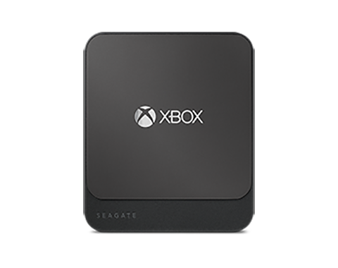 Seagate Game Drive STHB500401 500 GB Portable Solid State Drive XBOX